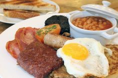 What makes a perfect Scottish breakfast?
