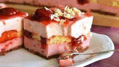 Sněhové tyčinky – RECETIMA Czech Recipes, Ethnic Recipes, High Sugar, Jello Recipes, Strawberry Shortcake, Raspberry, Bakery, Cheesecake, Treats