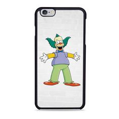 Krusty The Clown iPhone 6 Case