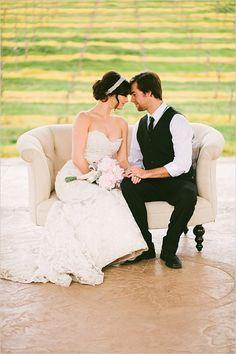An elegant Oregon Wine Country Wedding | Wedding Chicks