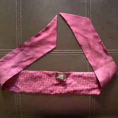 Coach purple scarf Coach purple scarf.  Good condition. Only worn once Coach Accessories Scarves & Wraps