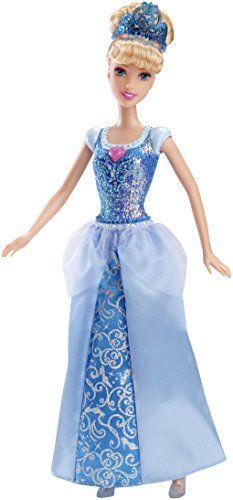 Disney Sparkle Princess Cinderella Doll Mattel http://www.amazon.com/dp/B00M5ATH0M/ref=cm_sw_r_pi_dp_C2dDwb16EHFDN