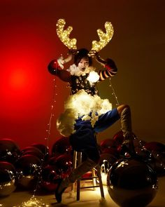 Song Kyung Ah & Stephanie Lee Are Holiday Belles In Louis Park's Vogue Korea December 2012 White Lights Editorial 'Merry FairyChristmas' - 8 Style | Sensuality Living - Anne of Carversville Women's News