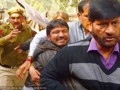 JNU row: Delhi Police may have to drop sedition charges against Kanhaiya Kumar, says MHA - The Economic Times