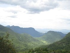 North of Rio, near Teresopolis