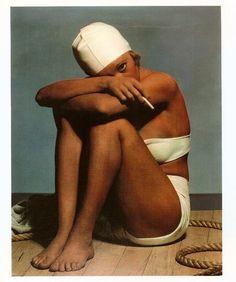 1937 Paul Outerbridge, Jr. (August 15, 1896 – October 17, 1958) American photographer.