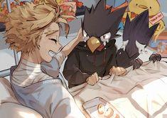 Anime: My Hero Academia My Hero Academia Memes, Hero Academia Characters, My Hero Academia Manga, Buko No Hero Academia, My Doppelganger, Bakugou And Uraraka, Tamako Love Story, Image Manga, Fanarts Anime