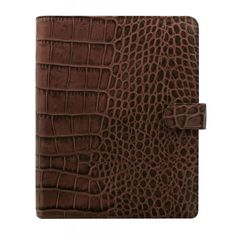 Filofax Classic Croc-Print A5 or Personal Size Leather Organizer Agendas in various colors. Order yours today from DiLoro.com
