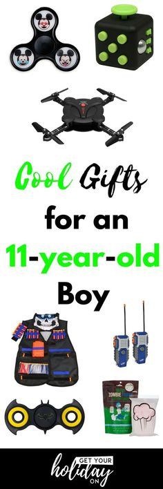 Awesome gift ideas for an 11 year old boy easter baskets need gift ideas for an 11 year old boy find all sorts of negle Image collections