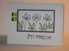 Happy Mother's Day! Botanical Blooms SU