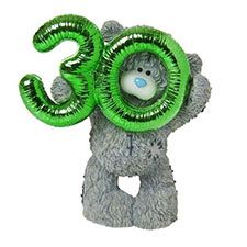 Party Time Its Your 30th Birthday Me to You Bear Figurine