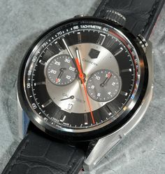 TAG Heuer Jack Heuer 50th Anniversaty Carrera, with Cal 1887 movement