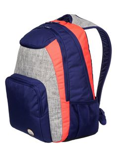 Shadow Swell Colorblock Backpack 889351421821 | Roxy