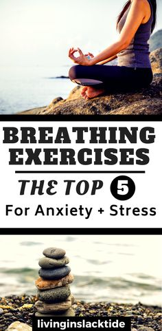 The Top 5 Deep Breathing Exercises To Reduce Anxiety Stress Wellness Mental Health Healthy Living Anxiety Tips, Anxiety Help, Social Anxiety, Stress And Anxiety, Exercise To Reduce Stress, Deep Breathing Exercises, Yoga Breathing, Anxiety Remedies, Understanding Anxiety