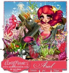AmyMaire: NEW PTU Ariel