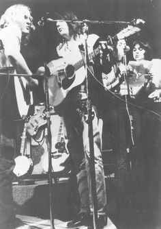 Gram Parsons, Miss Linda Ronstadt and Miss Emmylou Harris, 1973 Liberty Hall By Larry Sepulveda Flying Burrito Brothers, Gram Parsons, Emmylou Harris, Linda Ronstadt, Bob Dylan, Music Love, Rock And Roll, Martin Guitars, Folk