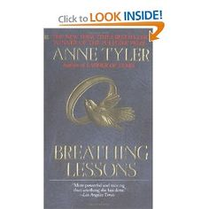 Other Anne Tyler books I've liked: Amateur marriage, The Accidental Tourist, Digging to America.