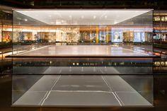 Design Hub - блог о дизайне интерьера и архитектуре: Новый Apple Store в Стамбуле