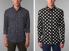 Polka Dot Shirts | Your Neighbors
