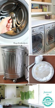 19 Doable Laundry Tips For Busy Moms Homemade Cleaning Products, Cleaning Recipes, Cleaning Hacks, Tips And Tricks, Doing Laundry, Laundry Hacks, Laundry Rooms, Organisation Hacks, Organization