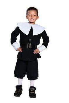 Pilgrim Boy  sc 1 st  Pinterest & colonial boy costume - - Yahoo Image Search Results | Thanksgiving ...