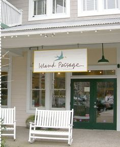 shopping at Island Passage, Wilmington, NC
