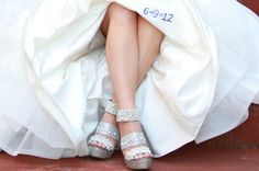 8 Secrets to Killer DIY Wedding Shoes