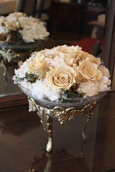 Amorosa Rose Arrangement  www.ekaartsalon.jp