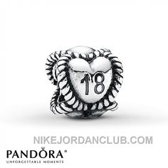 http://www.nikejordanclub.com/pandora-charm-18th-birthday-milestone-clearance-cheap-to-buy.html PANDORA CHARM 18TH BIRTHDAY MILESTONE CLEARANCE CHEAP TO BUY Only $18.51 , Free Shipping!