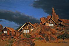 Canyon Lodge | Fish River Canyon