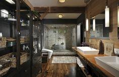 ▷ Badezimmergestaltung mit einem Luxus-Gefühl