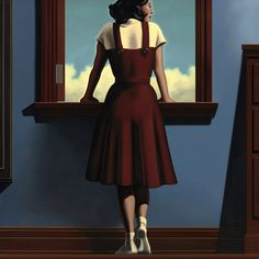 At a Glance by Kenton Nelson