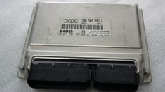 ECU 3B0907552L Original Steuergerät  Audi 0261206397 Motorsteuergerät 3B0 907 552 L