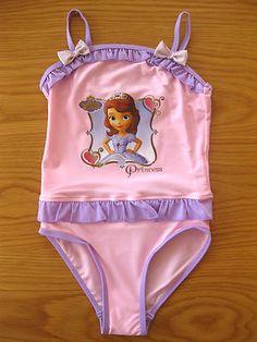BNWT Disney Sofia The First Swimming Costume Swimsuit Swimwear Age 3 4 5 6 7   eBay 7