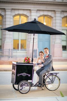 We can help make catered events even better with our Spoons & Spokes Bikes Cart serving up our delicious ice cream. Perfect for weddings, employee recognition or Bar Mitzvahs. Simply pick out the ice cream flavors you want to feature, and we will make it available to any event in the city of Saint Louis.  Contact us at Clementine's Creamery!  #clementinescreamery