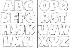 patrones de nombres en fieltro - Buscar con Google