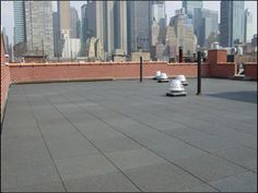 UNITY on Multi-Tenant Sustainable rooftop patio in NYC. Rooftop Patio, Sustainability, New York Skyline, Iphone Wallpaper, United States, Earth, Rooftops, Modern, Unity