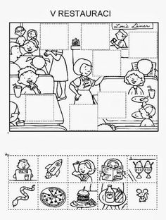 Z internetu - Sisa Stipa - Picasa Web Albums File Folder Activities, Abc Activities, English Activities, Preschool Writing, Preschool Worksheets, Learning Through Play, Kids Learning, School Fun, Pre School
