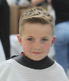 corte de pelo chico