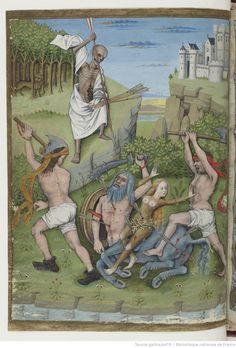 Horare ad usum Parisienem - 1475-1500 - Bibliothèque nationale de France Département des manuscrits Latin 1173 - fol 41v
