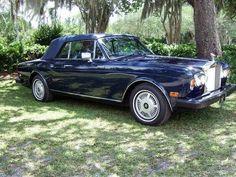 Rolls Royce Corniche My Dream Car, Dream Cars, Rolls Royce Corniche, Rolls Royce Silver Shadow, Rolls Royce Cars, Vroom Vroom, Amazing Cars, Luxury Cars, Vintage Cars