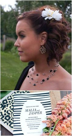 Short Bridesmaid Hairstyles for Black Women #shortforbridesmaid #blackhair