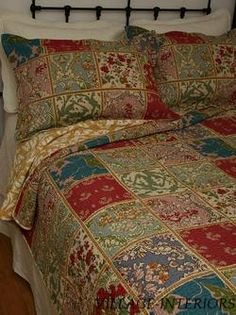 OLD WORLD PATCHWORK