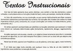 Companheiros da Educação: Gêneros Textuais Prontos Para Imprimir School, Writing Ideas, Writing Activities, Learning Activities, Text Types, Index Cards, Corona, Writing Prompts
