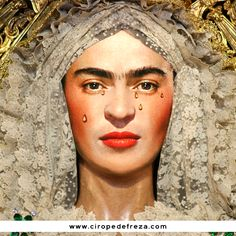 Frida Dolorosa by Cirope de Freza