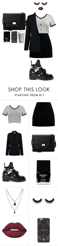 """""""casual lifestyle"""" by larrytale on Polyvore featuring мода, Carven, Atea Oceanie, Aspinal of London, Balenciaga, Butter London, Jamie Jewellery, Lime Crime, DANNIJO и Fitz and Floyd"""