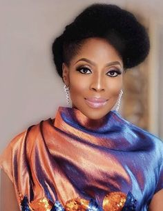 Maestro's Media: LAGOS WOULD BE AGOG ON SUNDAY AS GLAM QUEEN OF TV ...