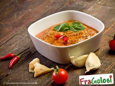 Ricetta - Pesto o ammogghiu pantesco - Ingredienti e preparazione oer ottenere il Pesto o ammogghiu pantesco .