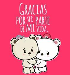 Love Phrases, Love Words, Amor Quotes, Love Quotes, Happy Birthday Wishes Spanish, Romantic Humor, Mafalda Quotes, Valentine Poster, Frases Love