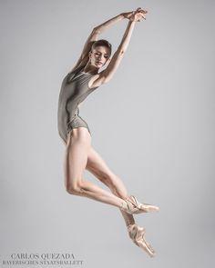 Kristina Lind, Bayerisches Staatsballett Bavarian State Ballet - Photographer Carlos Quezada